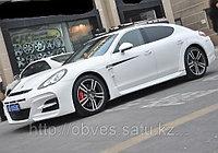 Обвес WALD на Porsche Panamera