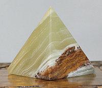 Оникс пирамида (природный натуральный камень), фото 1