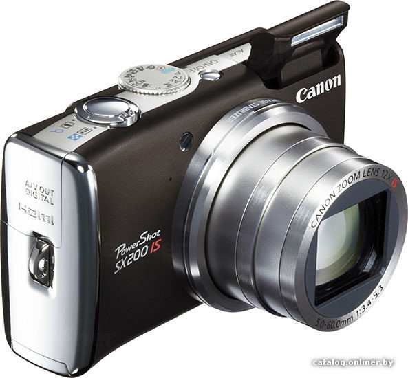 Инструкция canon powershot sx200 is