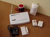 Сигнализация GSM для сейфа и дома