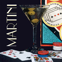 Jan Shade Beach Martini 23х23