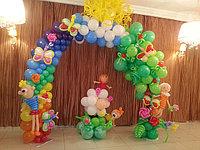 Тематические арки из шаров, фото 1