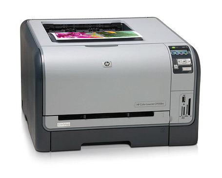 Заправка картриджей HP CP1215(CB540A,CB541A,CB542A,CB543A), фото 2