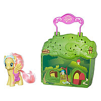 "Hasbro My Little Pony ""Мейнхеттен"" Дом Флатершай"