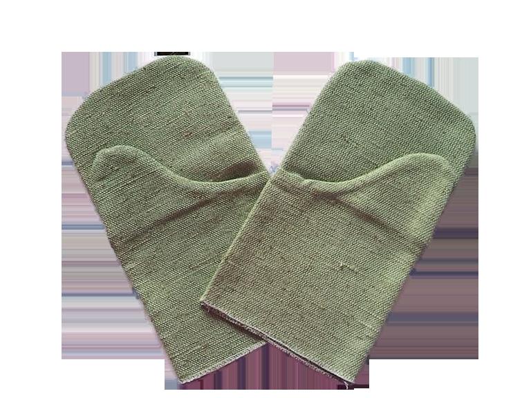 Рукавицы (галицы) брезентовые плотные (3 нити) сварочные