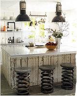 Индустриальный стиль в дизайне кухни