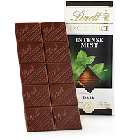 Шоколад Lindt Excellence Mint 100г.