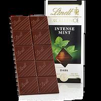 Шоколад Lindt Excellence Mint 100г.