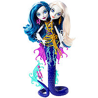 Кукла Monster High Большой кошмарный риф Перл и Пэри Серпентайн