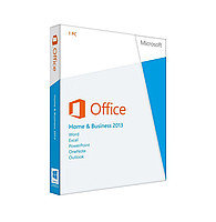 Office Home and Business 2013 32-bit/x64 Russian Kazakhstan Only DVD