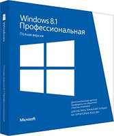 Microsoft Windows 8.1 Professional 32/64-bit RU BOX