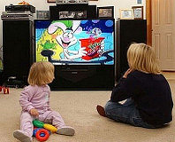Как влияет телевизор на детей?