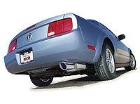 Выхлопная система Borla на Ford Mustang