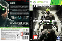 Tom Clancy`s Splinter Cell: Blacklist [2dvd]
