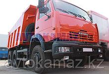 Самосвал КамАЗ 65115-026 (Сборка РК, 2014 г.)