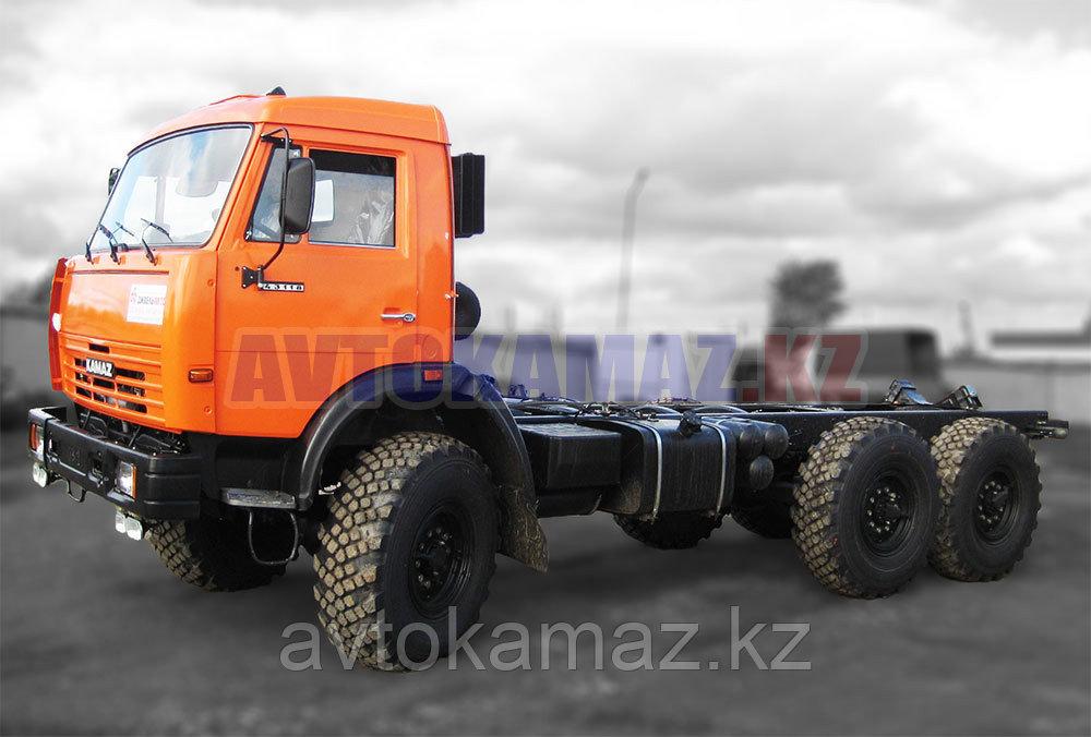 Шасси КамАЗ 43118-1053-10 (Сборка РК, 2014 г.)