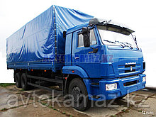 Бортовой грузовик КамАЗ 65117-6052-23 (2013 г.)
