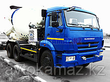 Бетоносмеситель-миксер КамАЗ 58146Z (2015 г.)