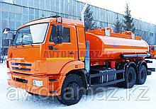 Топливозаправщик КамАЗ 6606-2113-А4 (2016 г.)