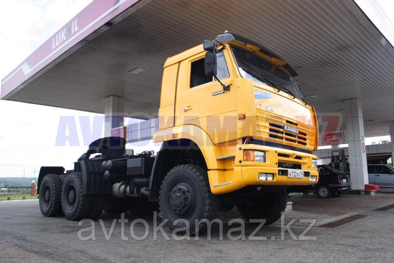 Седельный тягач КамАЗ 65225-6015-43 (2016 г.)