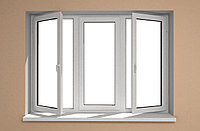 Пластиковые окна, двери и витражи, фото 1