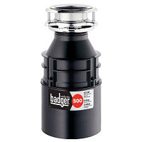 Badger 500-1/2 HP Continuous Feed Garbage Disposal