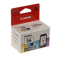 Картридж Canon CL-56 ORIGINAL цветной для E404, E464, E484