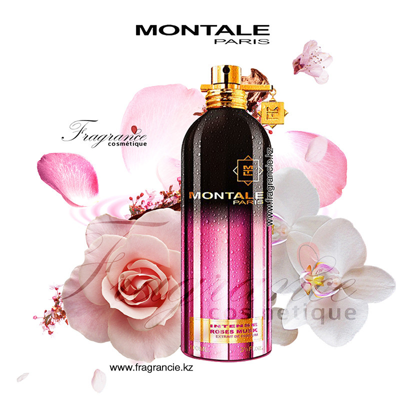 Парфюм Montale Intense Roses Musk 100ml (Оригинал - Франция)