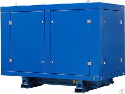 Дизельный генератор АД-60С-Т400 в кожухе с АВР, ММЗ