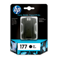 Картридж HP C8721HE Black Ink Cartridge №177 for PhotoSmart 8253/3213/C5183/C6183/C6283/C7183/C7283/D7163/D7363/D7463/8253, 6 ml, up to 410 pages.
