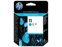 Печатающая головка HP C4811A Cyan Printhead №11 for BI 2200/2250, DesignJet  500/800, up to 24000 pages. ;