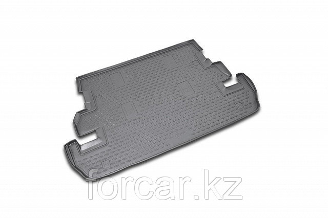 Коврик в багажник TOYOTA Land Cruiser 200 11/2007-2012, 2012->, внед., 7 мест.