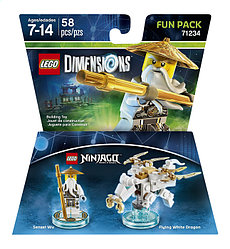 71234 Lego Dimensions Ninjago (Fun Pack)
