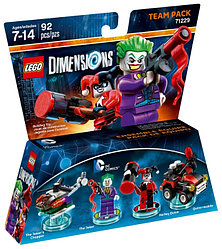 71229 Lego Dimensions DC Super Heroes (Team Pack)
