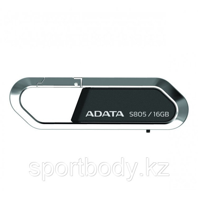 "Флеш-карта USB Adata AS805-16G-RGY, USB Flash Drive 16GB ""Nobility S805"" (Grey)  - Modern Computers в Алматы"