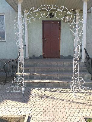 Арка коварная свадебная, фото 2
