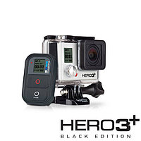 Экшн камера GoPro Hero 3 Black Edition +