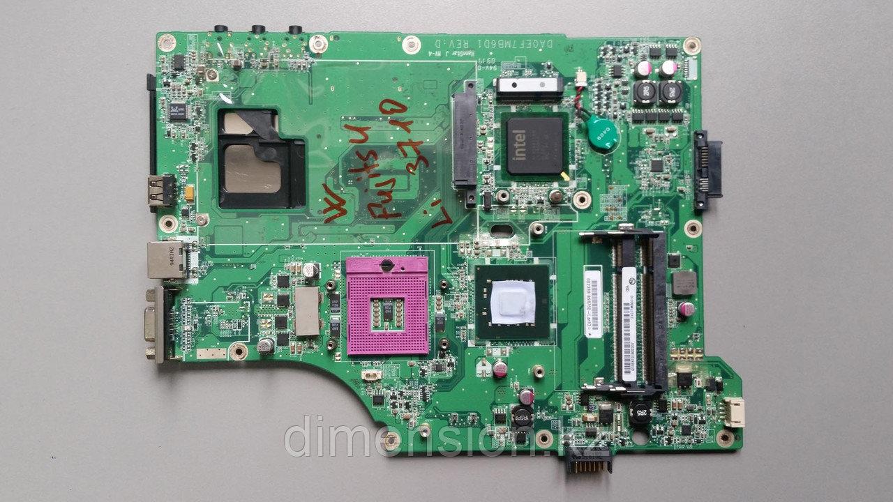 Материнская плата DA0EF7MB6D1 Rev. D Fujitsu Amilo Li 3710 3910