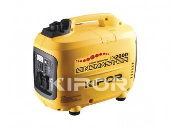 Генератор IG2000 KIPOR  (Номинальная мощность: 1,6 кВт, Максимальная мощность: 1,6 кВА)