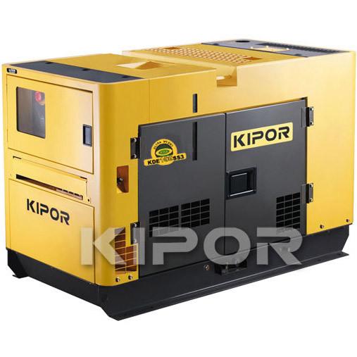 Дизельный генератор KDE100SS3 KIPOR  (Номинальная мощность: 60 кВт, Максимальная мощность: 75 кВА)