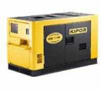 Дизельный генератор KDE75SS3+KPEC40100DQ52A KIPOR Номинальная мощность: 49,6 кВт, Макс. мощность: 62 кВА
