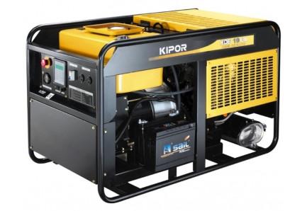 Дизельный генератор KDE19EA3 KIPOR  (Номинальная мощность: 13 кВт, Максимальная мощность: 16,25 кВА)
