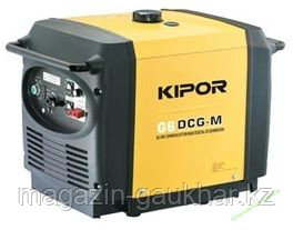 Генератор G6DCG-M KIPOR  (Номинальная мощность: 5,5 кВт, Максимальная мощность: 5,8 кВА)