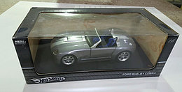 1/18 Hot Wheels Ford Shelby Cobra