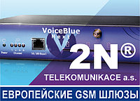 GSM-шлюз 2N VoiceBlue Next на 4sim-карты