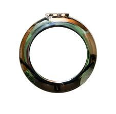 Зеркала металлические, в ассортименте