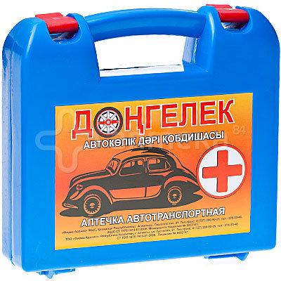 АПТЕЧКА автомобильная пластмассовая, фото 2