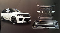Обвес Lumma Startech на Range Rover Vogue
