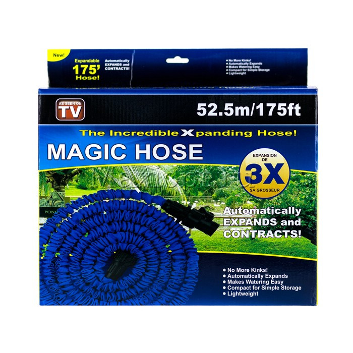 Шланг Magic X-Hose 52,5 метра
