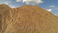 ПГС песок крупный не промытый